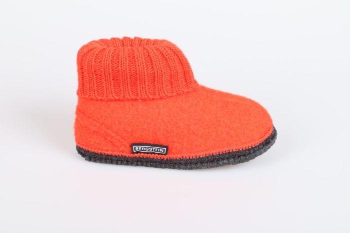 Bergstein Cozy 12 slof Orange