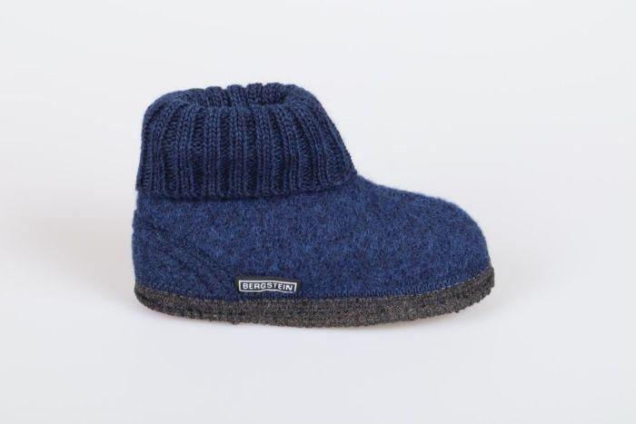 Bergstein Cozy 92 slof dark blue