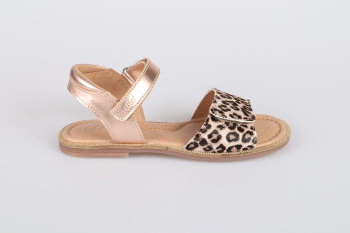 Clic CL-9185 sandaal rosé goud
