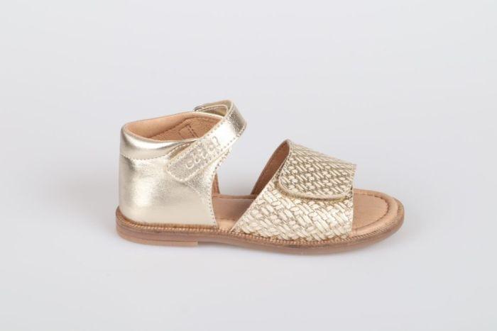 Clic CL-9189/LISO sandaal goud
