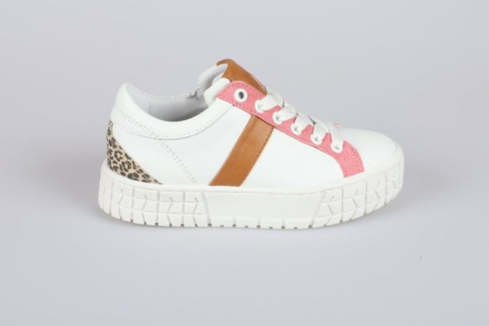 Hip Shoe Style H 804-212-30CO veterschoen wit/comb