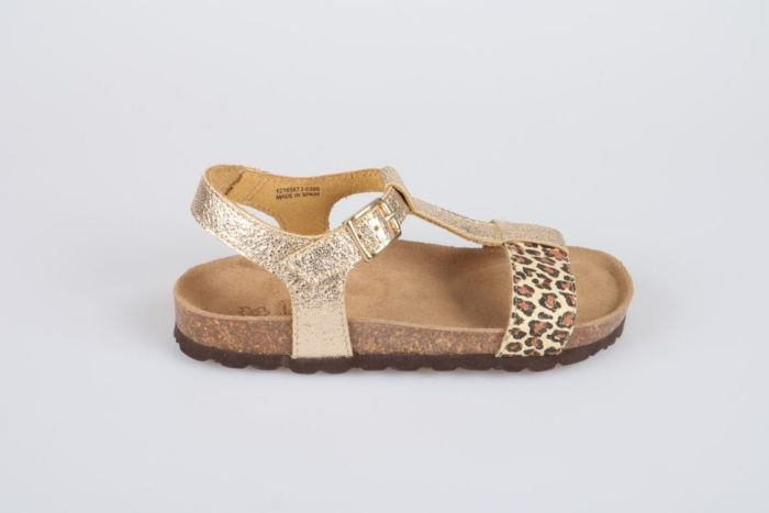 Kipling Norella 4 12165678-0399 sandaal gold