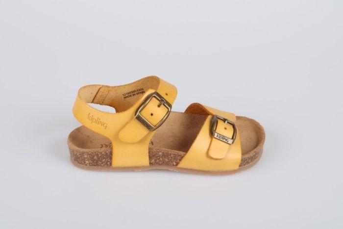 Kipling Easy 4 12165500-0300 sandaal yellow