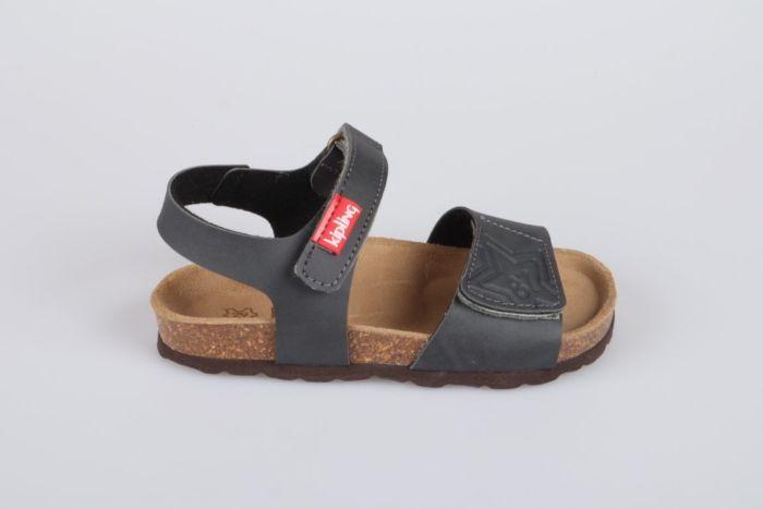 Kipling Guy 12165505-0850 sandaal dark grey