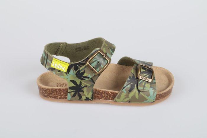 Kipling Nepal 1  12165517-0420 sandaal khaki