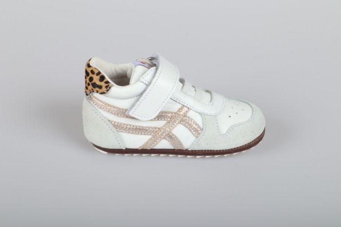 Shoesme BP20S008-D klittenbandschoen bianco