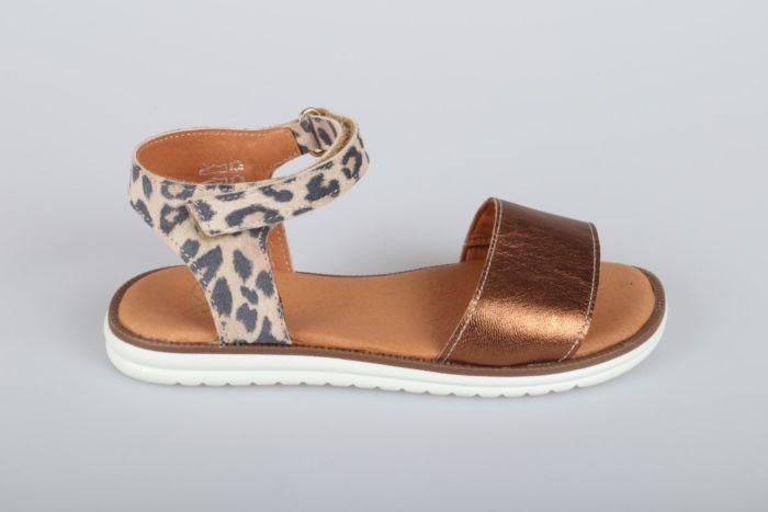 Shoesme MA21S025-E sandaal gold