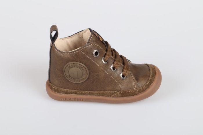 Shoesme BF8W001-D veterschoen groen