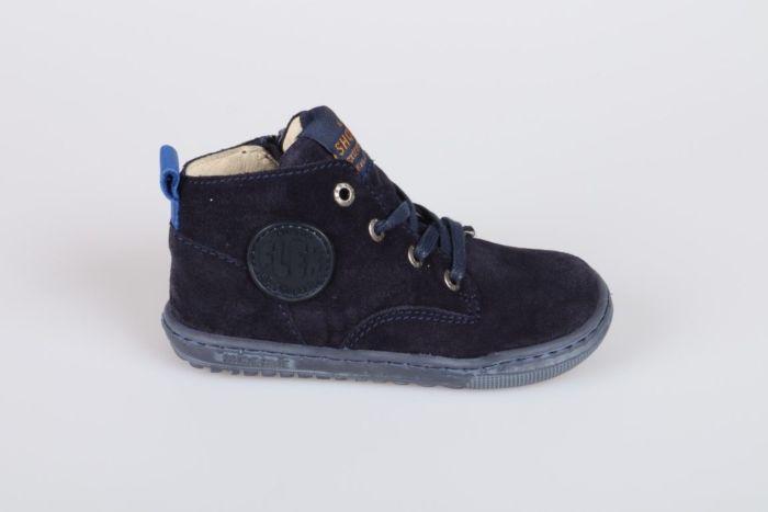 Shoesme EF8S015-I veterschoen blauw
