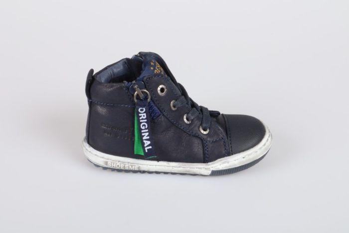 Shoesme EF8W025-B veterschoen blauw