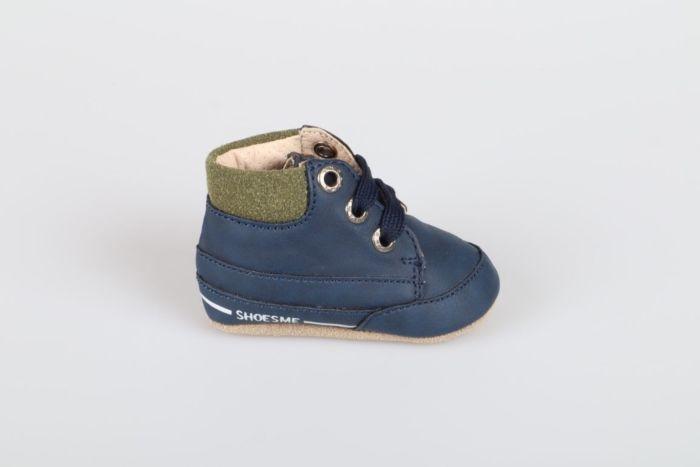 Shoesme BS8A001-A Slof blauw