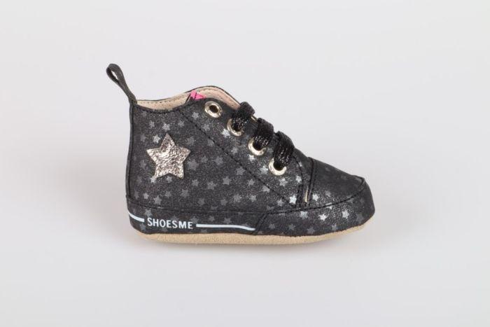 Shoesme BS9A003-E slof zwart
