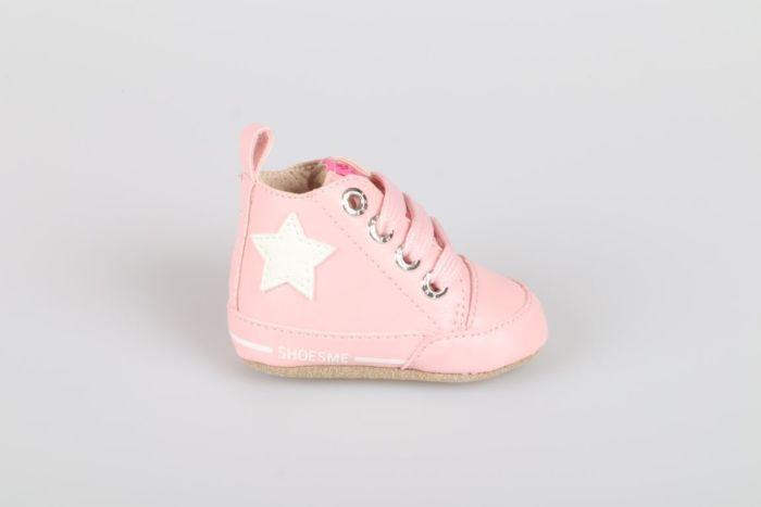 Shoesme BS8A003-A slof roze