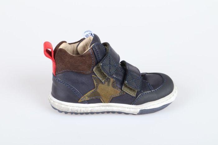 Shoesme EF21W038-A klittenband schoen marino