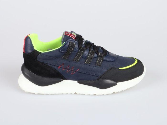 Red Rag 13533-634 sneaker navy