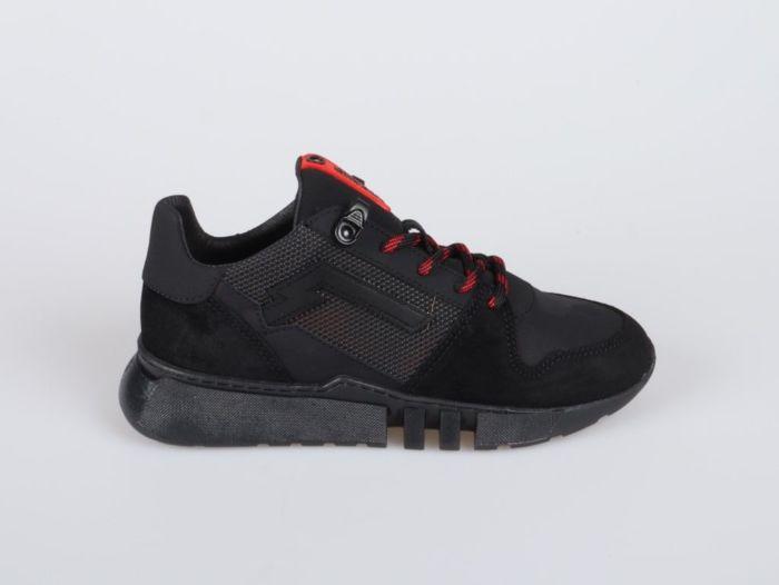 Red Rag 13215-929 sneaker zwart
