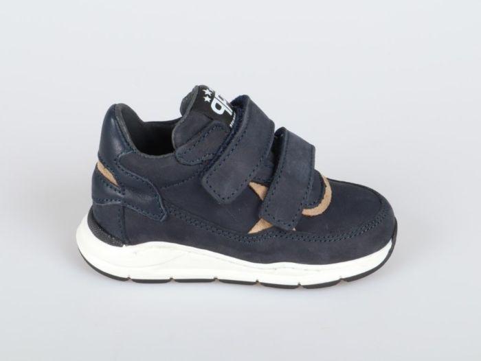 Pinocchio P1401-214-46CO-EC sneaker blauw