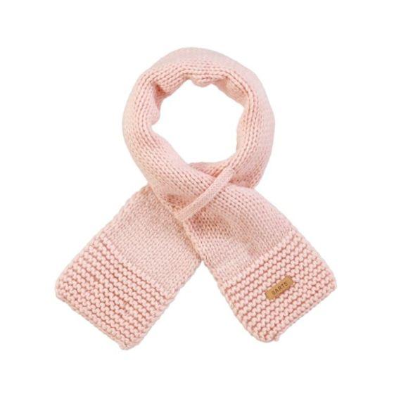 Barts 2222008 Yuma scarf pink-One Size