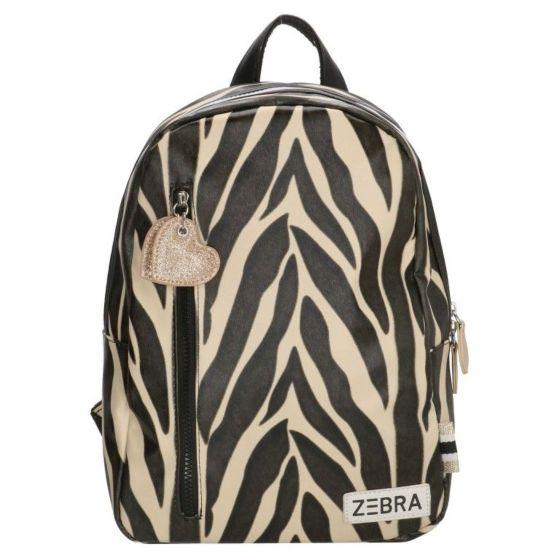 Zebra 409907401 rugzak zebra print-One Size