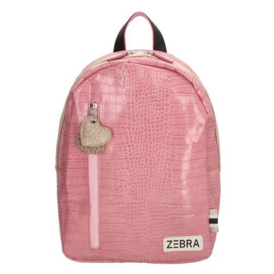 Zebra 588005 Rugzak roze croco-One Size