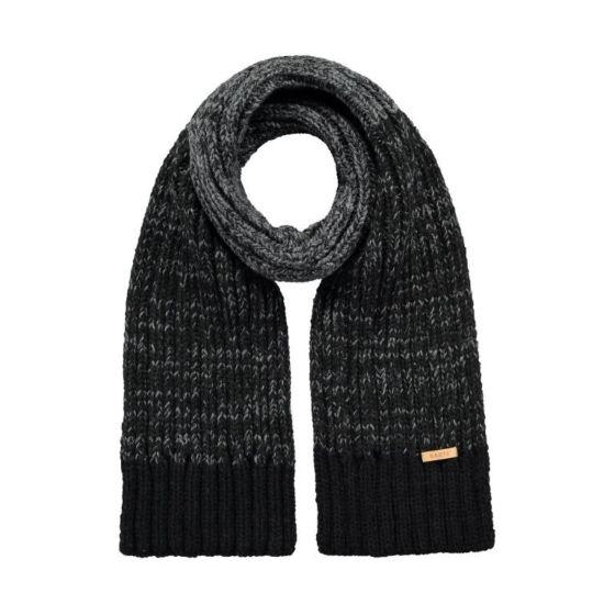 Barts 6110001 Brighton scarf black-One Size