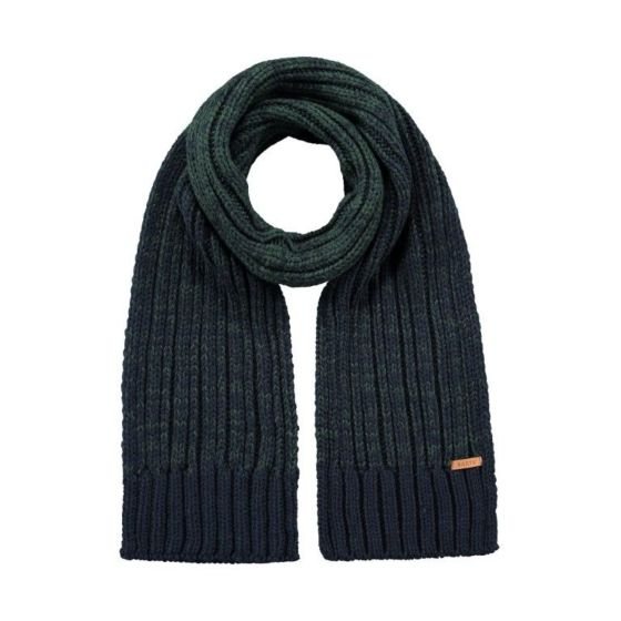 Barts 6110003 Brighton scarf navy-One Size