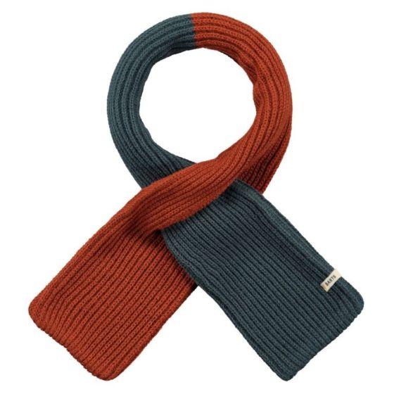 Barts 6204011 Milo scarf rust-One Size