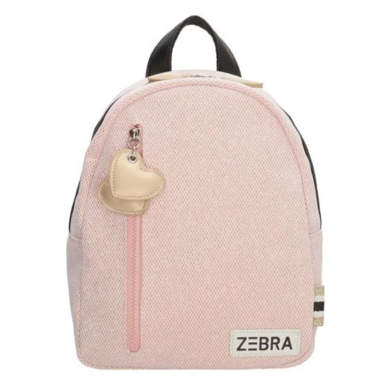Zebra 826605 rugzak roze glitter-One Size
