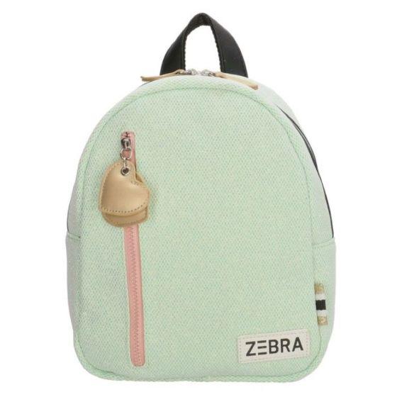 Zebra 826606 rugzak mint groen glitter-One Size
